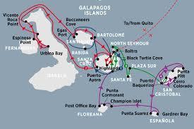Galapagos Map Galapagos Islands Tours Travel U0026 Trips Peregrine Adventures En Nz