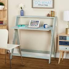 brass key secretary desk navy blue writing desk wayfair