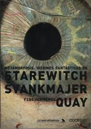 The Cabinet Of Jan Svankmajer Love Their Stop Animation Films Dreamlike Creepy Fantastilcal