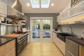 Corridor Kitchen Designs Entranching 32 Galley And Corridor Kitchens Interiorcharm Of