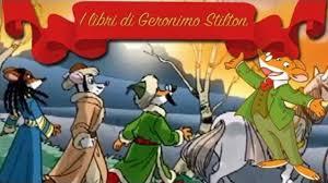 Grande Ritorno Nel Regno Della Fantasia by Geronimo Stilton Viaggio Nel Tempo 4 Booktrailer Video