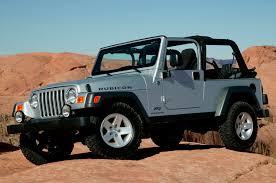 1997 Wrangler Sport 2006 Jeep Wrangler Tj Front Three Qaurters Jeep Wrangler Tj 1997