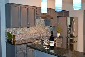 aluminum backsplash kitchen kitchen brushed aluminum backsplashes countertops the 8897aa6e