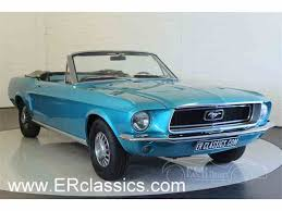 1968 mustang engine for sale 1968 ford mustang for sale on classiccars com 128 available