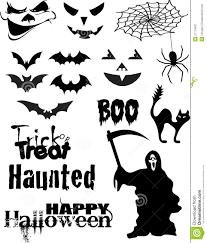 happy halloween vector halloween vector pack royalty free stock photography image 21110437
