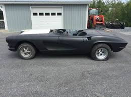 1961 corvette project for sale 1961 chevrolet corvette project parts car for sale in bedford