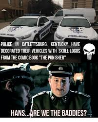 Kentucky Meme - police in catlettsburg kentucky have from the comic book the