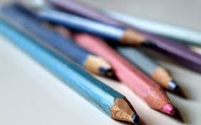 colorful pencils wallpapers wallpaper colored pencils set spike sharpened hd picture image