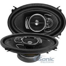 pioneer 4x6 pioneer ts a4676r tsa4676r 200w max 4 x 6 3 way ts a series