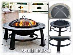 slate fire pit table fire pit sale today this wood burning fire pit can replace gas fire