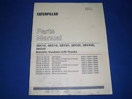 cat caterpillar 2ec15 2ec18 2ec20 2ec25 2ec30 forklift truck parts