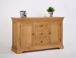 Chiltern Oak Furniture Chiltern Oak Medium Sideboard Oak Furniture Solutions