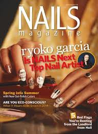 Nails Knocked Out Barely Breathing Inside Mlb Star - nails magazine 2014 04 by reforma nails cz issuu