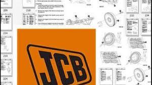 jcb service repair manual youtube