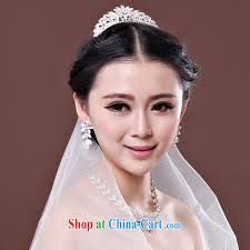 syria time 2015 new flowers bridal headdress of ornaments crown