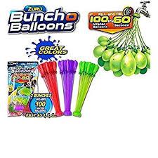 bunch balloons zuru bunch o balloons 3pk foilbag boy toys