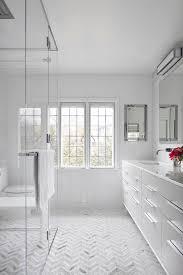 Contemporary Tile Bathroom Moorish Tile Floor Contemporary Bathroom The Renovated Home