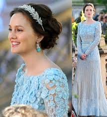 blair wedding dress blair s wedding dress from the series finale of gossip i