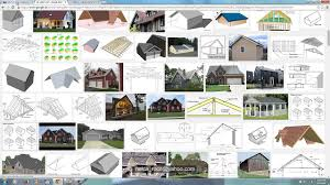 dialux evo how to create a complicated roof youtube