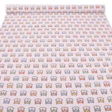 Multi Coloured Upholstery Fabric Retro Vw Camper Van Car Multi Coloured Childrens Cushion Blind