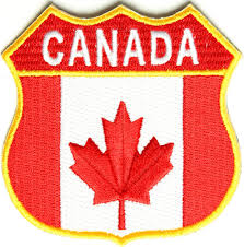 canadian shield patch canada flag international flags
