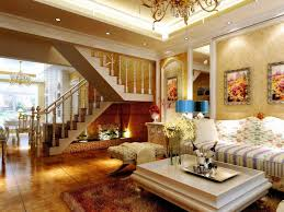 Living Room With Stairs by Room Designs For Small Rooms Interior Design Living Room With