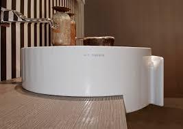 roll basin vanity units from ceramica flaminia architonic