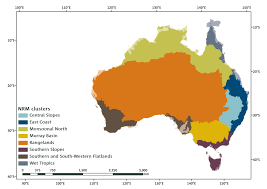 new climate change projections for australia csiro