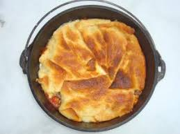 pizza casserole dutch oven recipe