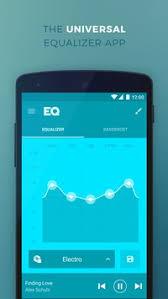 equalizer app for android eq player equalizer apk free audio app