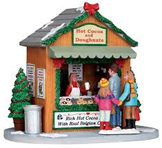 lemax christmas lemax christmas collection hot cocoa stand