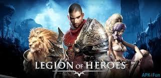legion of heroes apk legion of heroes apk 1 9 13 legion of heroes apk apk4fun