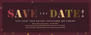 free save the date cards save the date birthday free online invitations