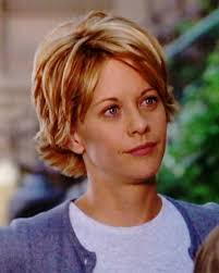 how to cut meg ryan youve got mail hairstyle meg ryan