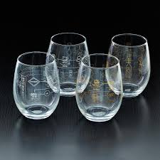 wine glass gifts winemaking process glass set of 4 gift for wine