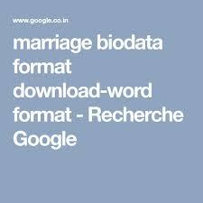 biodata templates the 25 best biodata format download ideas on pinterest biodata