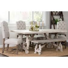 Dining Room Furniture Outlet Adarna Wood 76 Inch Dining Table By Kosas Home By Kosas Home
