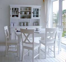 White Table Set - dining room amazing awesome round white table set images home