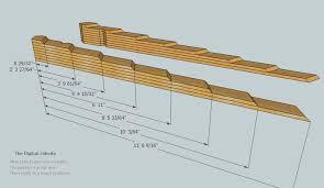 Framing A Hip Roof Porch Model And Measure De Mystifying Hip Roof Framing By Measuring In