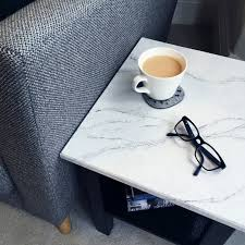 Marble Effect Coffee Tables How To Marble Two Ways U2013 All Round Creative Junkie