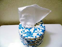 save over 30 on kleenex with a personalized tissue dispenser