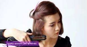 tutorial rambut wanita tutorial gaya rambut korea wanita keren sehat cantik gaya