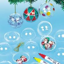 27 best clear glass baubles filler ideas images on
