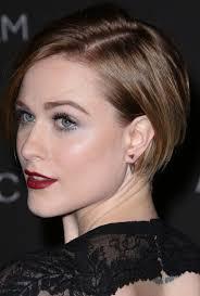 celebrity haircut inspiration evan rachel wood u0027s short undercut