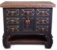 7 drawer black rustic vanity southwestern bathroom vanities