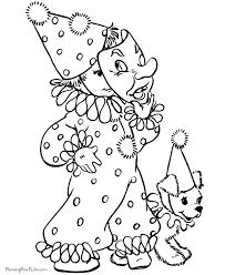free printable halloween coloring book kids 014