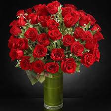 bouquet of roses fate luxury bouquet 48 stems of 24 inch premium