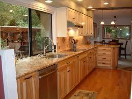 Hickory Kitchen Cabinet Hampton Bay Hickory Kitchen Cabinets Hickory Cabinets Kitchen