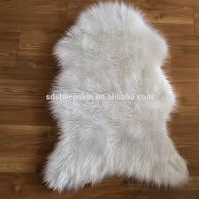 Faux Fur Sheepskin Rug New Style Home Deco Synthetic Sheepskin Faux Fur Rugs Living Room