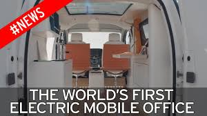 nissan canada boxing week the future of work nissan unveils u0027world u0027s first u0027 electric mobile